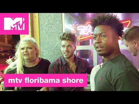 'Bar Brawl: The Fight at Donovan's' Official Clip | MTV Floribama Shore | MTV