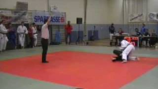 preview picture of video 'Judo Highlights 2008 - SV Gallneukirchen'