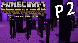 Minecraft Story Mode Chapter 3《我的世界故事模式》第三章 P2 : 劉德華