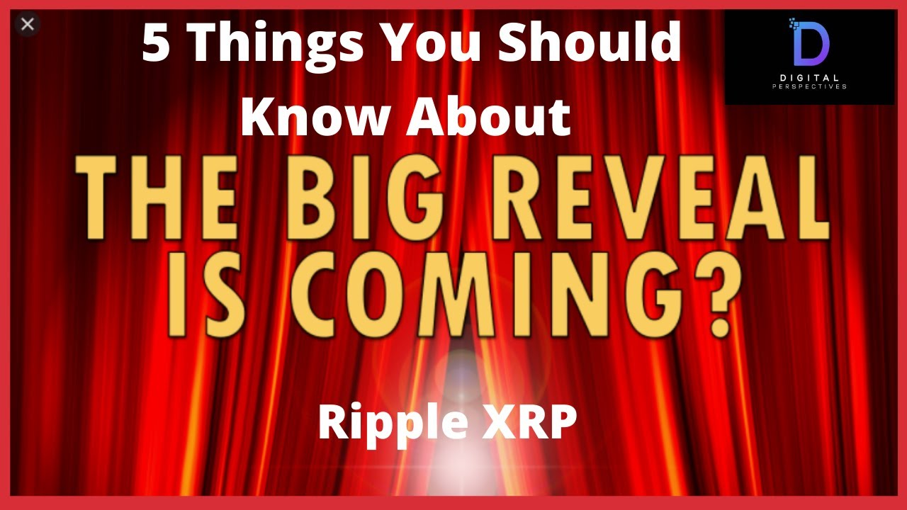 Ripple/XRP-XRP News-5 Things You Need To Know About Ripple And XRP Is The New Financial System