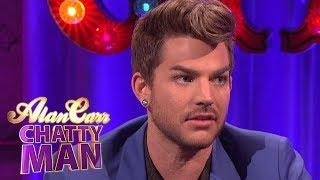 Adam Lambert Full Interview   Alan Carr Chatty Man