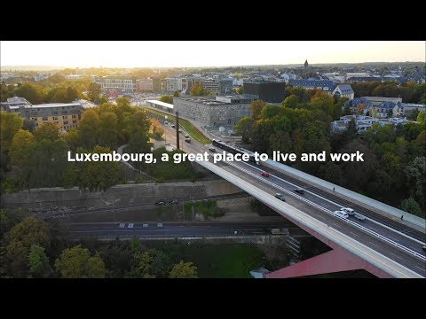 Luxembourg a great place to live and work