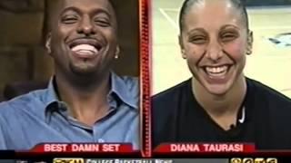 Best Damn Sports Show Period: Diana Taurasi Interview