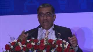 D Devadas – Successful SME Models in the World – at WHEF 2014@New Delhi