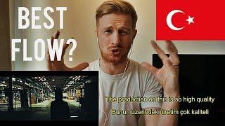 (BEST FLOW?) Velet   Beladayım (Official Video)  TURKISH RAP REACTION