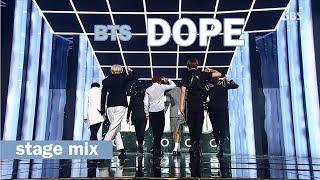 BTS (방탄소년단)   'DOPE (쩔어)' Stage Mix