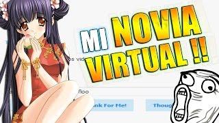 MELISA !!....MI NOVIA VIRTUAL - Cleverbot