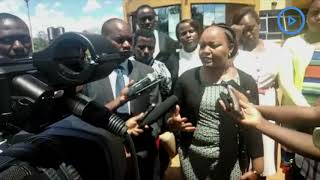 Governor Waiguru defends BBI report