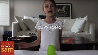 CUPS SONG - Anna Kendrick - Pitch Perfect (Live Performance) | Mugglesam