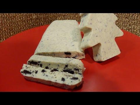 Turrón de chocolate blanco y Oreo para Navidad  || HazloTuyo