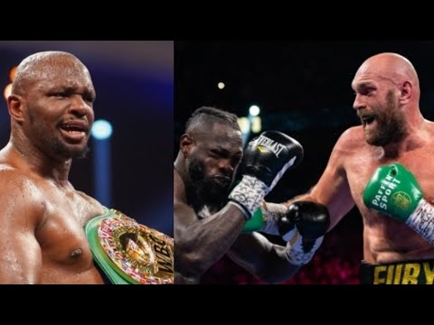 BREAKING! DILLIAN WHYTE BREAKS SILENCE ON TYSON FURY KNOCKING OUT DEONTAY WILDER : COUNTERPUNCHED