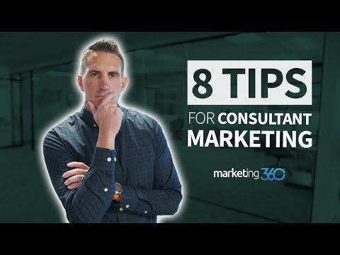 8 Digital Marketing Tips for Consultants | Marketing 360