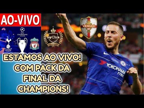 SEGUNDOU! PES 2019! (Ao Vivo) - Modo Online - myCLUB Boladão + Pack Opening Da Champions