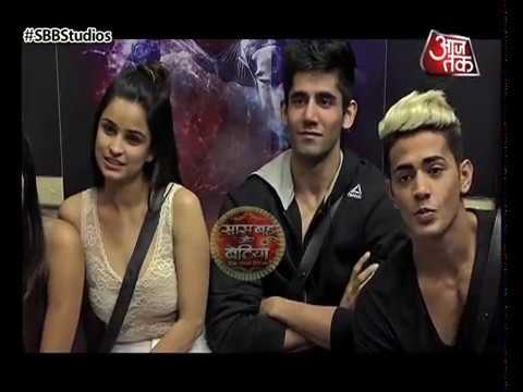 Ace Of Space: LOVE TRIANGLE Of Varun, Divya & Chet