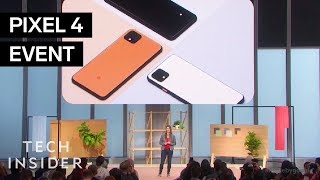 Google Pixel 4 Event In 12 Minutes