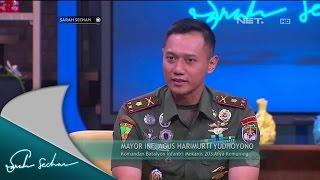 Agus Yudhoyono Menceritakan Masa Mudanya