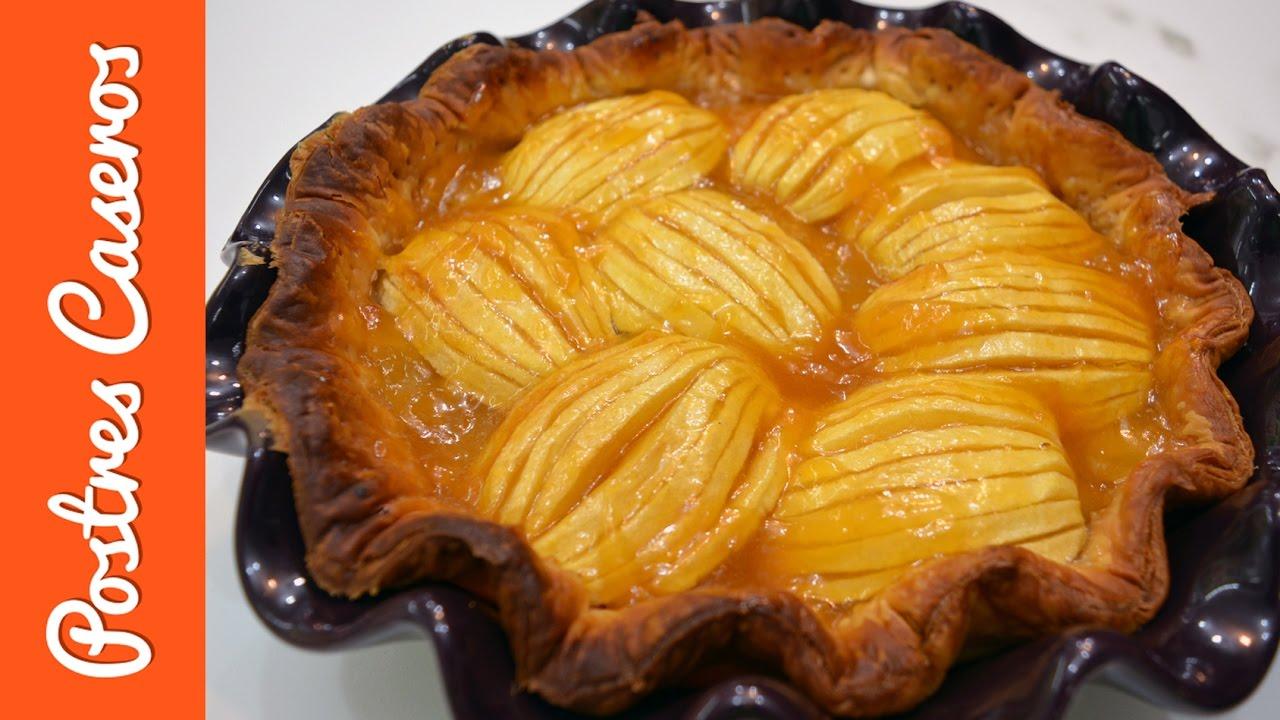 Tarta de manzana y hojaldre | Javier Romero Cap. 37 - Temporada 2