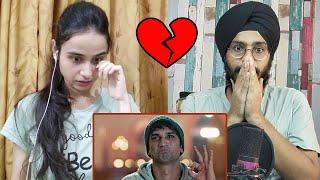 Dil Bechara Emotional Climax Scene Reaction | Sushant Singh Rajput's Last Goodbye