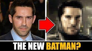 Drawing SCOTT ADKINS as THE NEW BATMAN !?!