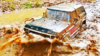 RC Cars Action Racing 4x4 Water & MUD Rc auto off road #RcCars