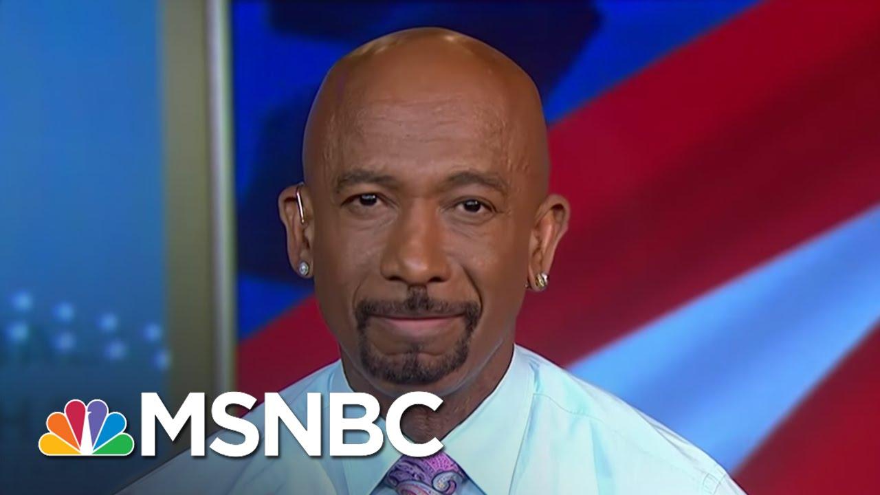 Montel Williams: Clinton Is 'The Right Choice' | Hardball | MSNBC thumbnail