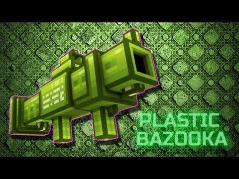 Pixel Gun 3D - Plastic Bazooka [Review]