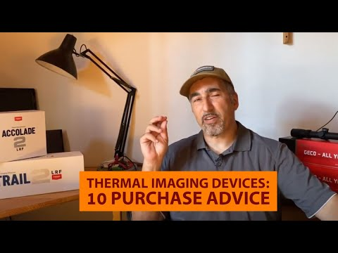optics: Purchase advice for thermal imaging devices – The 10 most important points to find the right thermal imaging camera