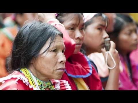 Mujeres embera: del silencio a la palabra