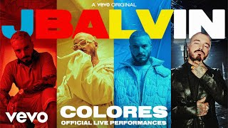 J Balvin - Official Live Performance  Limitless imagination is a defining characteristic of great musicians - J Balvin proves that. The Colombian superstar's passion for creativity explodes past mere music-making, and heads into the realms of visual aesthetics, fashion and pop culture. In the last decade, the Medellin native has helped turn his city, and Latin America in general, into the coolest place to be in pop music. He wears Pikachu hoodies with not-even-dropped-yet Yeezys while riding the tops of charts from Canada to Chile. And from Pharrell to Bad Bunny to Colin Tilley, the urbano/reggaeton hero works with the only best. Naturally, we wanted to collaborate with him. When our teams joined forces in Miami to capture these performances, Balvin's iridescent ideas flowed like the Magdalena. Taking inspiration from 'Colores,' the teams worked with Rio-based Penique Productions to turn the interior of a mansion into a vibrant representation of each song.  Stay tuned.  J Balvin https://www.instagram.com/jbalvin https://twitter.com/JBALVIN https://www.facebook.com/JBalvinOficial  Vevo  http://facebook.com/vevo http://twitter.com/vevo http://instagram.com/vevo  Executive Producer: Micah Bickham Director: Kyle Goldberg Producer: Hailey Rovner Producer: Saharah Sejour Producer: Tomas Alvear Director of Photography: Janssen Powers Editor: Ramy Elsokary Music & Talent: Gabby Prisciandaro & Julie Fernandez  #OfficialLivePerformance #Colores #JBalvin  Music video by J. Balvin performing Colores (Trailer (Official Live Performance) | Vevo). © 2020 UMG Recordings, Inc.  http://vevo.ly/4hjoMc