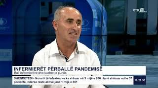 Studio e Hapur - Infermierët përballë pandemisë 08.07.2020