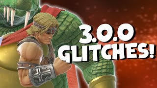NEW 3.0.0 Super Smash Bros. Ultimate Glitches!