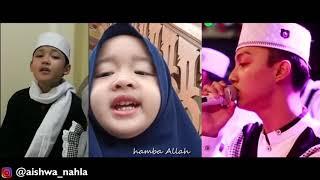 SHALAWAT BAPER  AISHWA NAHLA Ft Gus Azmi Dan Alwi Assegaff LAW KAANA