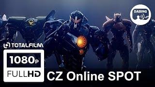 Pacific Rim: Povstání (2018) CZ dabing HD spot