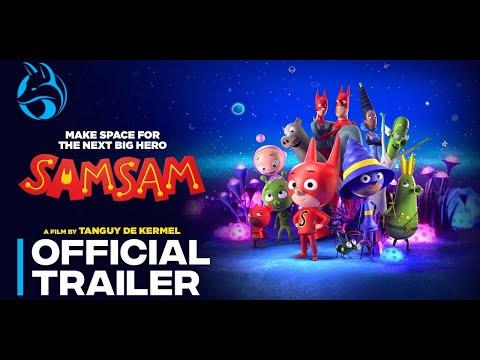 """Video trailer för """"SamSam"""" - Official Trailer"""