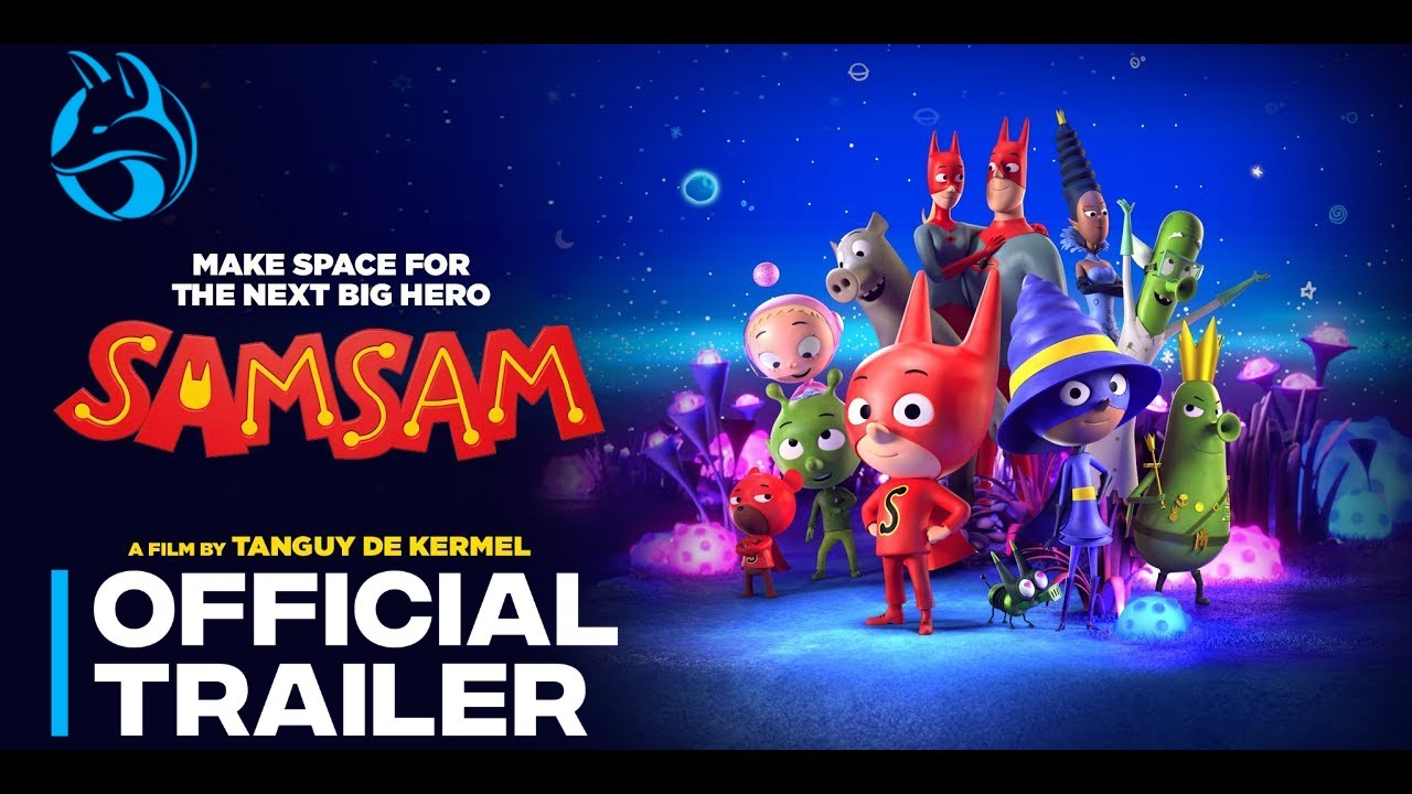 Trailer för SamSam
