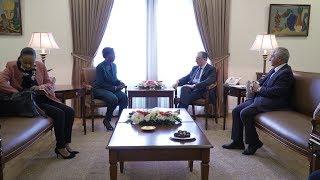 Le Chef de la diplomatie arménienne a eu une rencontre avec son homologue rwandaise