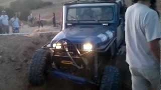 preview picture of video 'coches de trial 4x4 moraleja del medio 2012'