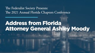 Click to play: Address from Florida Attorney General Ashley Moody