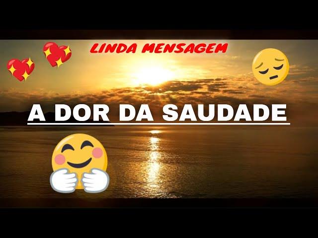 Pronúncia de vídeo de saudade em Portuguesa