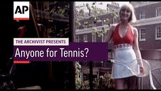Anyone for Tennis? - 1974 | The Archivist Presents | #154