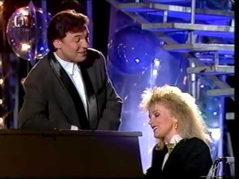 Marika Gombitová, Karel Gott - Neznámy pár, 1987