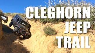Cleghorn Jeep Trail Fun-Run November 2016