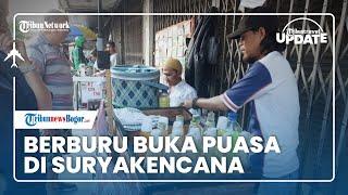 TRIBUN TRAVEL UPDATE: Berburu Makanan Buka Puasa di Jalan Suryakencana Kota Bogor