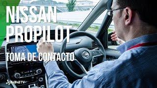 Así es el piloto automático de Nissan