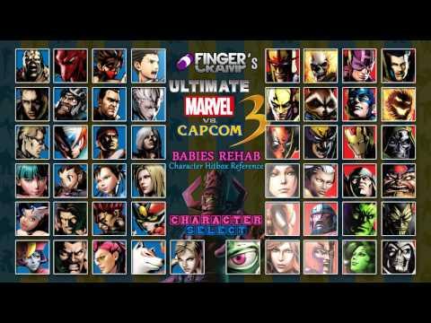 Marvel 101 The UMVC3 B...