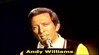 Andy Williams......If You Could Read My Mind..