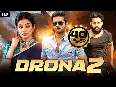Download Drona 2 (2016) South Dubbed Hindi Full Movie   Nitin, Priyamani, Rakhi Sawant HD Mp4 3GP Video and MP3