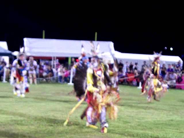 Mens Traditional 2 @ Cherokee Pow Wow 2013