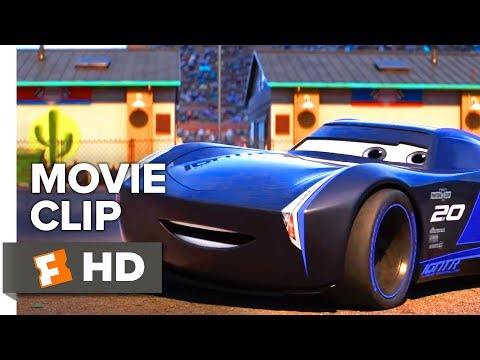 Cars 3 Movie Clip - Meet Jackson Storm (2017)   Movieclips Coming Soon
