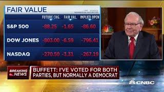 Hat Warren Buffett in Bitcoin investiert